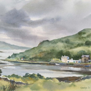 Clifden Ireland | 10.25 x 14.25 ($100)